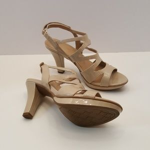 Naturalizer Dianna Slingback Heeled Sandal - SZ 8